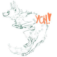 when the earth strolls by | ych closed by pschtc