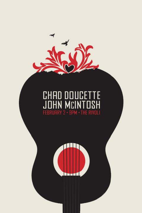 Chad Doucette + John McIntosh by agentfive