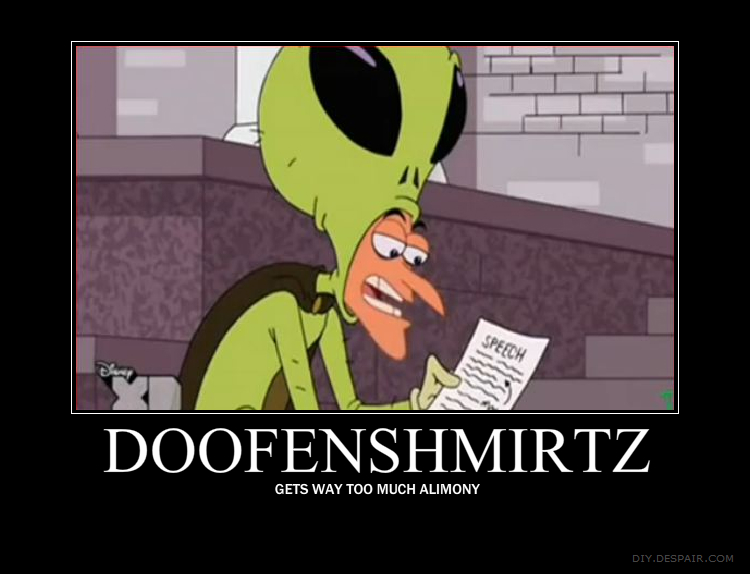 Heinz Doofenshmirtz by DonnaQuixote on DeviantArt
