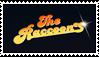 The Raccoons Stamp by KrDoz