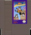 The Raccoons NES Game Pak by KrDoz
