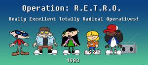 Retro Sector V