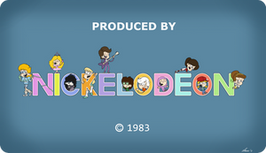 1983 Loud House Outro Production Logo by KrDoz
