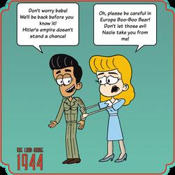 Bobby the G.I. by KrDoz