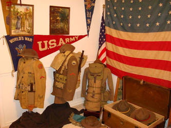 WW1 35th Division Stuff by KrDoz