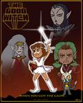 Luz the Good Witch [ 80s AU ]