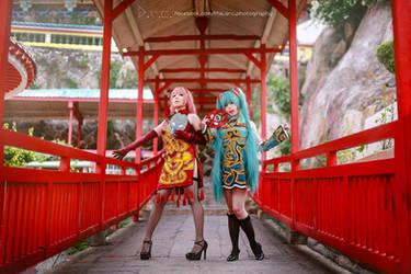 World's End Dancehall by KurotenshiDai