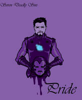 Iron Man. Seven Deadly Sins- Pride by AdamBayes