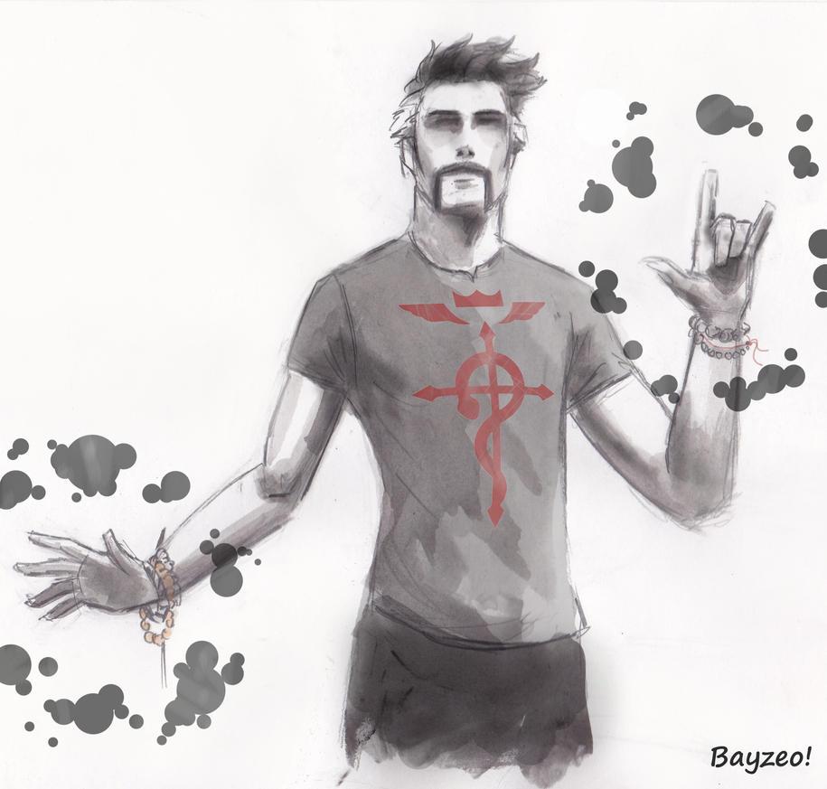 Doctor Strange by AdamBayes
