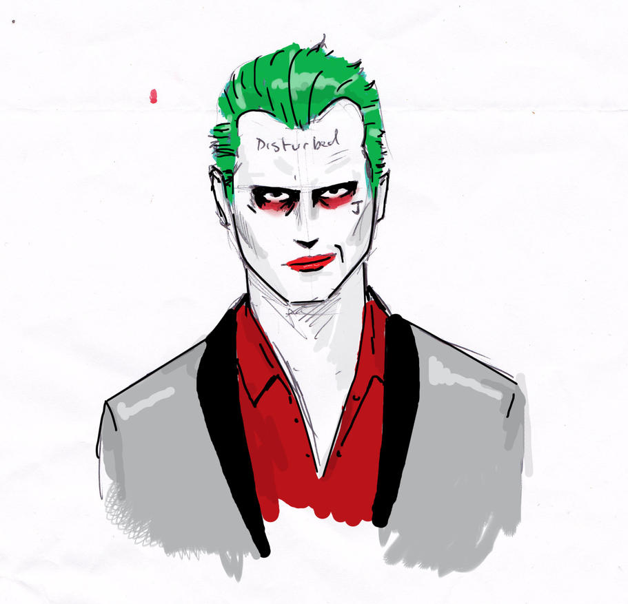 Disco Joker by AdamBayes