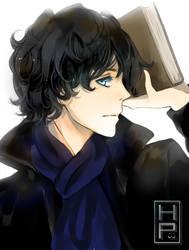 Sherlock by Harumagai