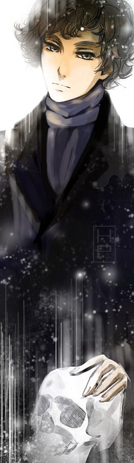BBC Sherlock by Harumagai
