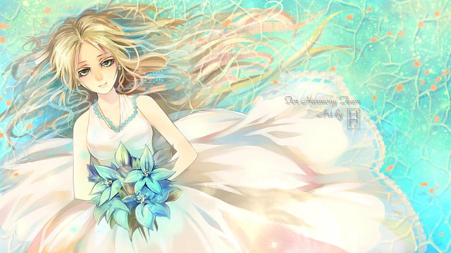 For Harmony Team by Harumagai