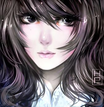 Girl by Harumagai
