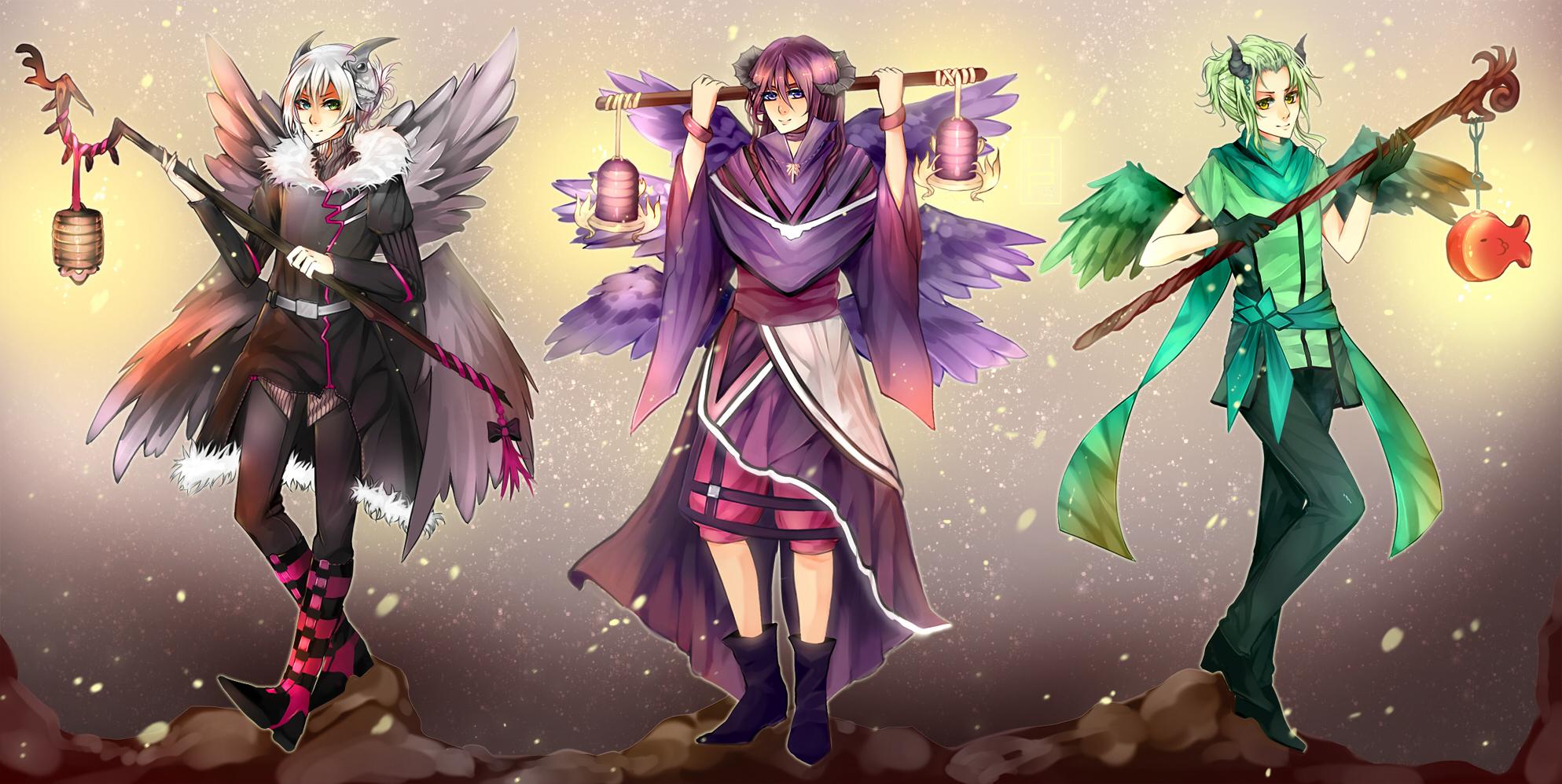 Commission for Vaniraa by Harumagai