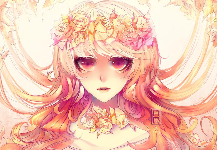 Sweet Tears by Harumagai