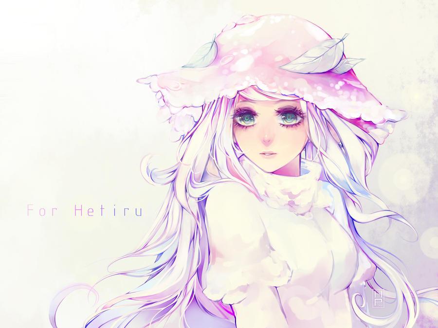 Happy B-Day, Hetiru by Harumagai