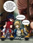 The Last Supper - Anime crossover part 2