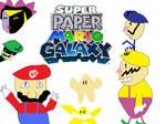 Super Paper Mario Galaxy