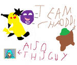 Spongic Heroes: Team Chaoddix