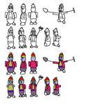 Carpe Diemyo Design Sketches