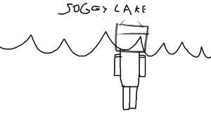 Minecraft: Soggy Cake