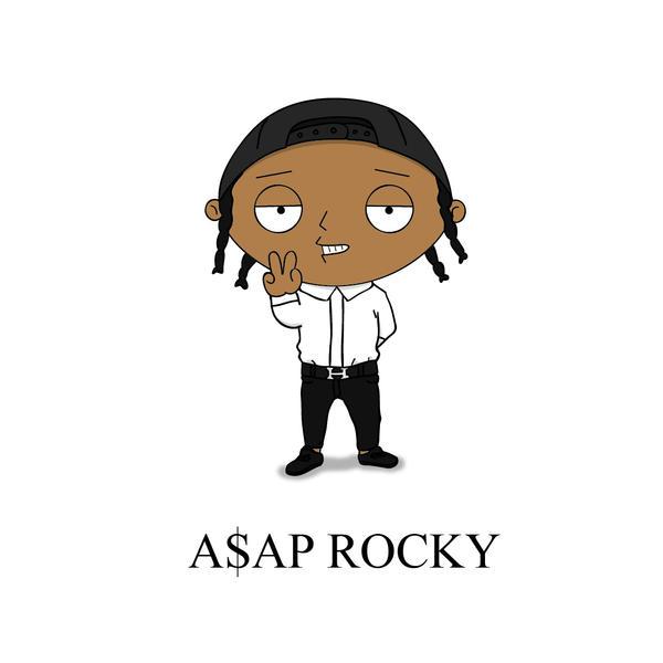 Asap Rocky X Remix Fashion Set Designer