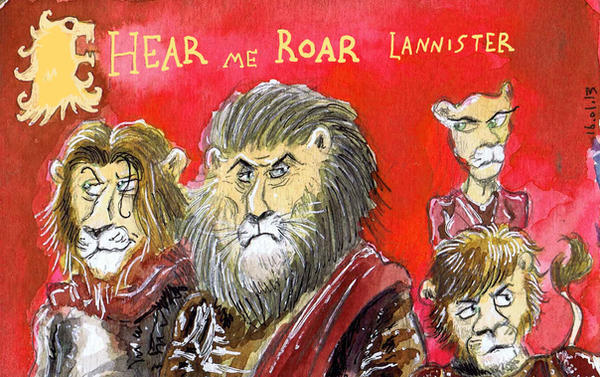 Lions Tour Song