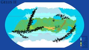 Gelus II map