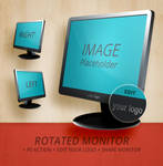 Rotated Monitor - Left n Right