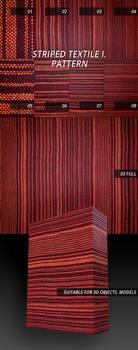 Free Striped Textile I. Pattern