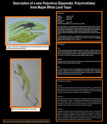 Giant Sloth Lizard (Lost World Spec. Challenge)