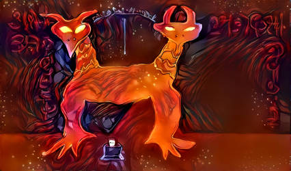 The Almighty Bidra by NimoStar