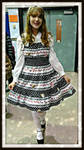 When a lolita goes to school :) by xSaVaNnAbaNaNaX