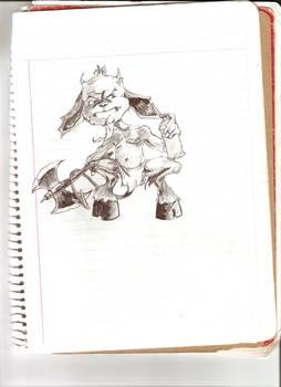 dibujo de Chivito :D