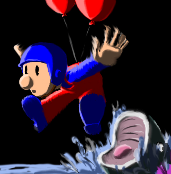 Balloon Fight By SpiffyOfCrud On DeviantArt