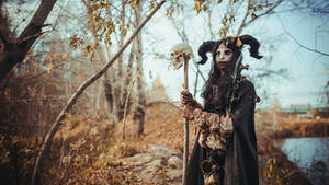 Dark witchcraft stock