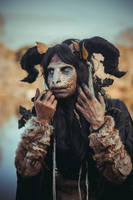 Faun stock by Nerium-Oleanders
