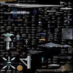 Starship size comparison chart