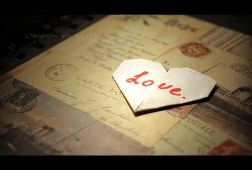 Love Written.
