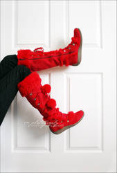 Those Red Boots. by sa-photographs