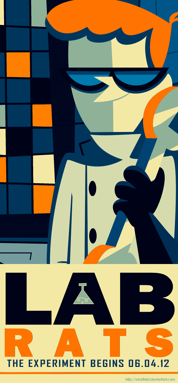labrats poster 01 dex by wickfield on deviantart
