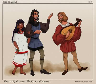 Historically Accurate El Dorado by Wickfield
