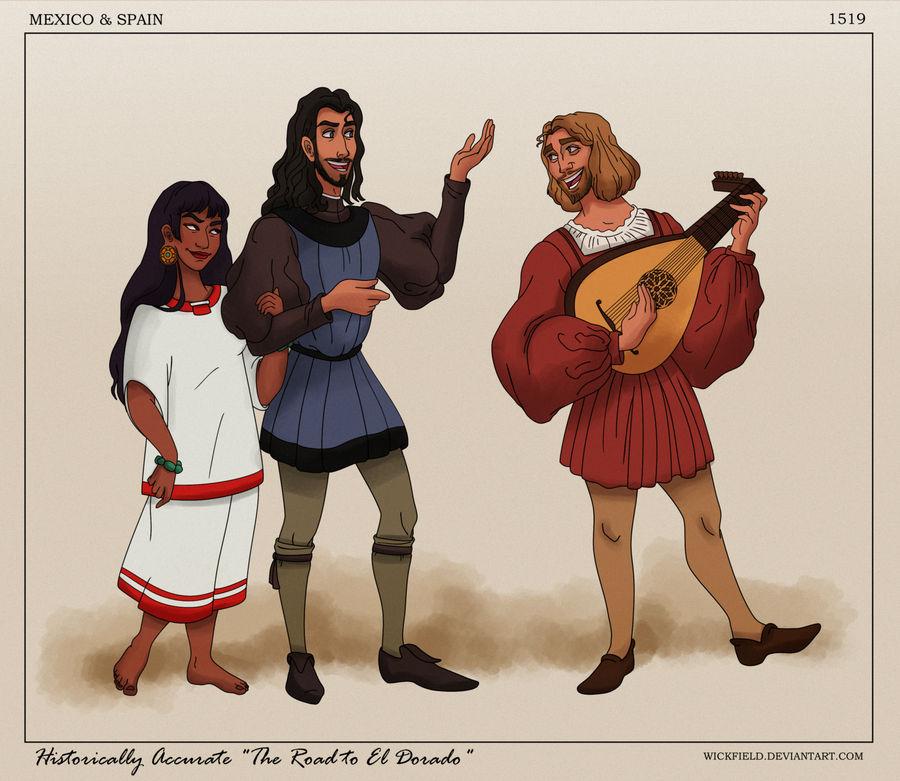 Historically Accurate El Dorado By Wickfield On Deviantart