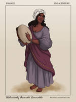 Historically Accurate Esmeralda by Wickfield