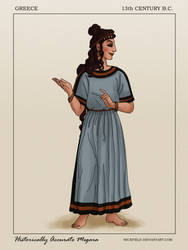 Historically Accurate Megara