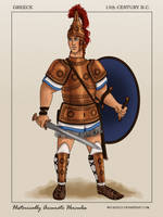Historically Accurate Hercules by Wickfield