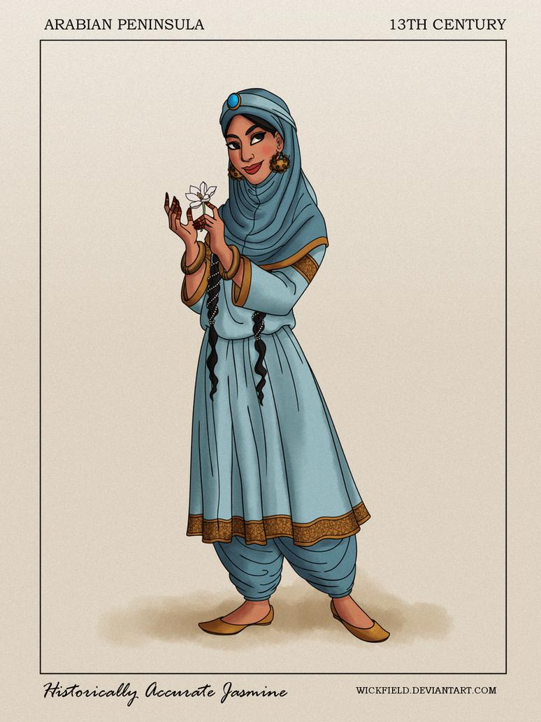 Abbasid arabian queen is easily seduced by big western cock of a templar 8