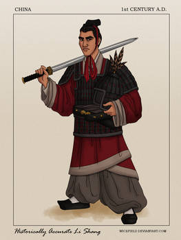 Historically Accurate Li Shang