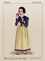 Historically Accurate Snow White by Wickfield
